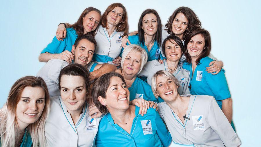 Équipe de la clinique de la rivière